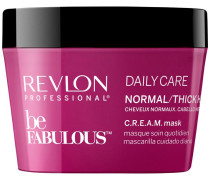 Haarpflege Be Fabulous Daily Care Normal/Thick Hair C.R.E.A.M. Mask