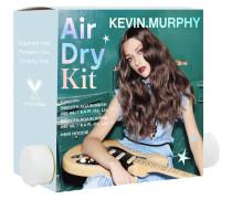 Haarpflege Smooth Again Air Dry Kit Geschenkset Smooth Again Wash 250 ml + Smooth Again Rinse 250 ml + Limited-Edition Haarturban