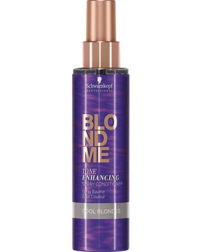 Blondme Tone Enhancing Spray Conditioner Cool Blondes
