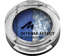 Make-up Augen Eyeshadow Intense Effect Nr. 101H/77M Blue is back