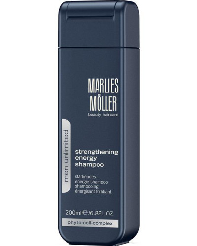 Haircare Men Unlimited Strengthing Shampoo