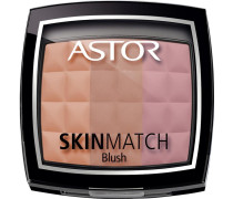 Make-up Teint Skin Match Trio Blush Nr. 003 Berry Brown