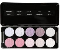 Make-up Augen Shadow Profi Set - Sorbet Enthält folgende Lidschattenfarben 09c; 10c; 11c; 40c; 45c; 55c; 80c; 81c; 82c; 83c