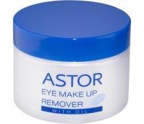 Make-up Augen Mit Öl Eye Make-up Remover Pads