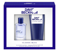 Classic Blue Geschenkset Eau de Toilette Spray 40 ml + Shower Gel 200 ml