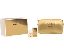 Damendüfte Want Geschenkset Eau de Parfum Spray 50 ml + Kosmetiktasche