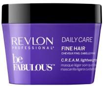 Haarpflege Be Fabulous Daily Care Fine Hair C.R.E.A.M. Lightweight Mask