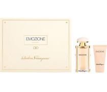 Damendüfte Emozione Geschenkset Eau de Parfum Spray 30 ml + Body Lotion 50 ml