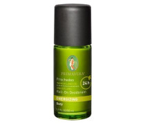Naturkosmetik Energizing Ingwer Limette Frischedeo Ingwer Limette