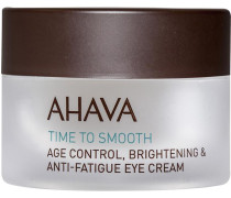 Gesichtspflege Time To Smooth Age Control Brightening & Anti-Fatigue Eye Cream
