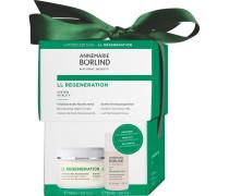 Gesichtspflege LL REGENERATION Geschenkset Vitalisierende Nachtcreme 50 ml + Sanfte Reinigungsmilch 50 ml