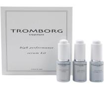 Hautpflege Treatment High Performance Serum Kit Anti-Aging Wrinkle Serum 15 ml + Anti-Aging Glow Serum 15 ml + Anti Pollutuion Serum 15 ml
