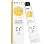 Haarpflege Nutri Color Creme 300 Gelb