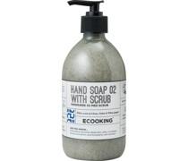 Handpflege Citrus; Violet & White Pepper Hand Soap 02 With Scrub
