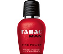 Man Fire Power After Shave Lotion