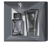Herrendüfte Change Man Geschenkset Eau de Toilette Spray 30 ml + Shower Gel 75 ml