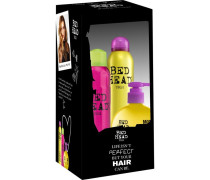 Bed Head Styling & Finish Blogger Look Pamela Reif Glamour Waves Set Headrush Spray 200 ml + Oh Bee Hive 238 ml + Motor Mouth 240 ml