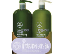 Haarpflege Tea Tree Lavender Mint Save On Big Duo Moisturizing Shampoo 1000 ml + Moisturinzing Conditioner 1000 ml