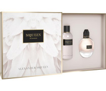 Damendüfte McQueen Geschenkset Eau de Parfum Spray 50 ml + Body Lotion 100 ml