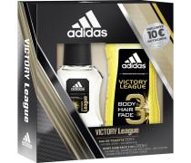 Victory League Geschenkset Eau de Toilette Spray 50 ml + Shower Gel 250 ml