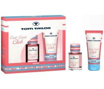 Damendüfte East Coast Club Women Geschenkset Eau de Toilette Spray 30 ml + Shower Gel 150 ml