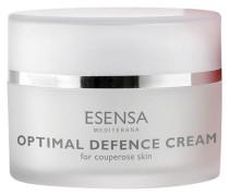 Optimal Defence & Nutri Essence - Trockene; empfindliche Haut Couperose Ausgleichende und beruhigende Creme Cream