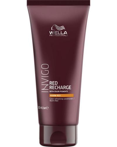 Invigo Color Recharge Red Refreshing Conditioner Warm