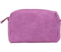 Kosmetiktasche Alessa 24 cm Pink
