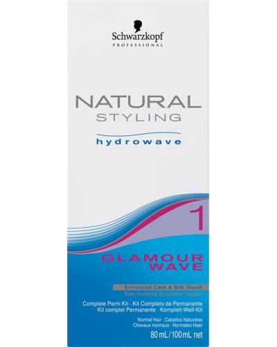 Haarpflege Natural Styling Glamour 1 - Kit