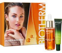 Gesichtspflege Skin Best Liquid Glow Coffret Liquid Glow 30 ml + Serum-in-Cream 10 ml