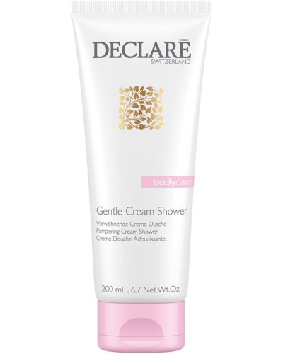 Pflege Body Care Creme Dusche Gentle Cream Shower