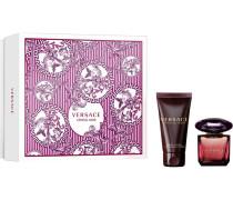 Damendüfte Crystal Noir Geschenkset Eau de Toilette Spray 30 ml + Body Lotion 50 ml