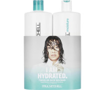 Haarpflege Moisture I am Hydrated Save On Duo Set Instant Moisture Daily Shampoo 1000 ml + Daily Treatment 1000 ml
