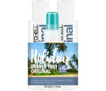 Haarpflege Original Holiday Travel Trio Original Shampoo One 100 ml + The Conditioner 100 ml + Awapuhi Moisture Mist 50 ml