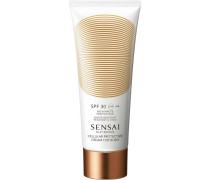 Sonnenpflege Silky Bronze Cellular Protective Cream For Body SPF 30
