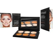 Make-up Augen Contour & Highlight Pro Palette