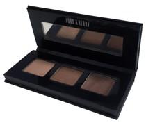 Eye Brow Styling Set Wet&Dry Powder Ash Blonde 1;4 g + Natural Taupe Wax Light Brown 0;5