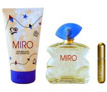 Damendüfte Femme Geschenkset Eau de Parfum Spray 75 ml + Shower Gel 150 ml + 1 Parfumzerstäuber