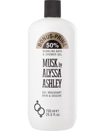 Unisexdüfte Musk Bath & Shower Gel Pumpspender