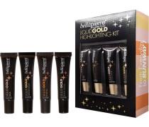 Make-up Teint Liquid Gold Highlighting Kit