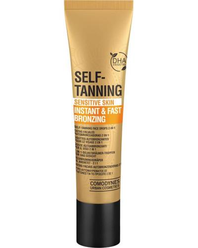 Pflege Sensitive Skin Self-Tanning Instant & Fast Bronzing