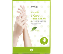 Körperpflege Repair & Care Hand Mask Green Tea 1 Paar