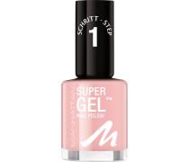 Make-up Nägel Super Gel Nail Polish Nr. 745 Almost Midnight
