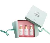 Gesichtspflege Reinigung Geschenkset Pflegebalsam 50 ml + Reinigungs-Emulsion 50 ml + Feuchtigkeits-Spray 50 ml