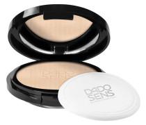 Make-Up Gesicht Hypersensitive Kompaktpuder Transparent