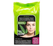 Gesichtspflege Make-up Cleansing Tissues Green Tea