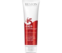 Haarpflege Revlonissimo 45 Days Shampoo & Conditioner Brave Reds