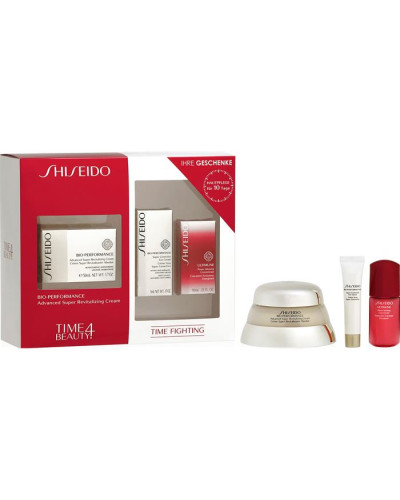 shiseido damen gesichtspflege bio performance time. Black Bedroom Furniture Sets. Home Design Ideas