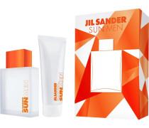 Herrendüfte Sun for Men Geschenkset Eau de Toilette Spray 75 ml + All Over Shampoo 75 ml