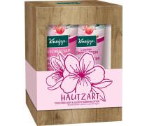 Pflege Duschpflege Geschenkset Hautzart Leichte Körperlotion Mandelblüten Hautzart 200 ml + Duschbalsam Mandelblüten Hautzart 200 ml